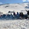 Eco Village snow jetting