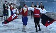 Local Folklore Dance, Citadela Fortress, Budva