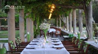 Gala dinner at Villa Milocer