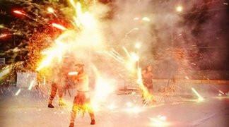 Talas-M - Fire Show