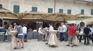 Kotor Hosts Luxury Incentive Cafe forza