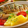 Carp Bass Fish - Montenegro Local Food