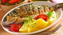 Carp Bass Fish - Montenegro Local Food