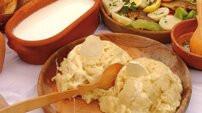 Kacamak Young Cheese - Montenegro Local Food