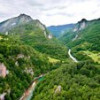 Montenegro incentive programs Tara river canyon
