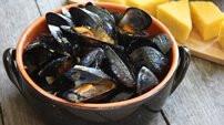 Mussels Buzara - Montenegro Local Food