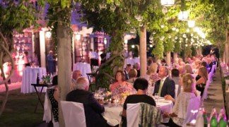 Private Party Event - Gala Dinner at Villa Milocer