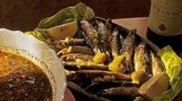 Smoked Bleaks - Montenegro Local Food