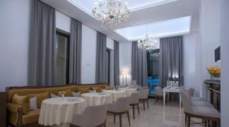 Hotel Moskva Budva Dining Room