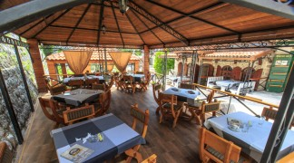 Exciting Restaurant Kula in Bar, Montenegro