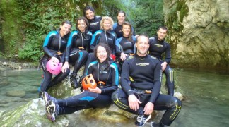 Talas-M Team Incentive Rafting