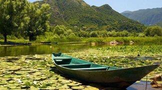 Amazing Places in Montenegro - Boat