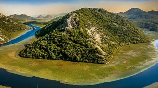 Amazing Places in Montenegro - Drone View