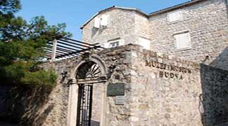 Archaeological mMseum Budva
