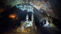 New Attraction Lipa Cave interiror view