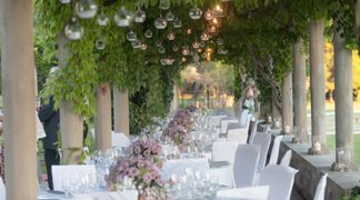 Glamorous Weddings in Montenegro - Lunch
