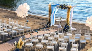 Glamorous Weddings in Montenegro - Baech Style