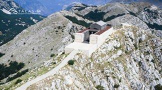 Mount Lovcen monument