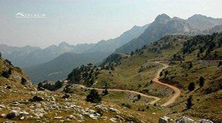 Montenegro Bjelasnica Mt.