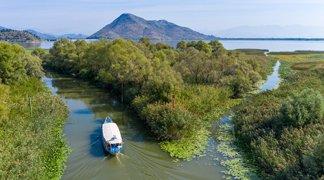 Montenegro NP Skadarsko Jezero Boat Ride