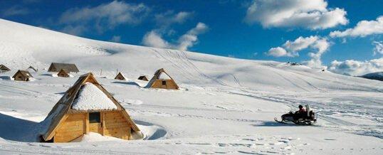 Montenegro Winter Spots