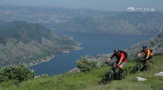 Trendy Incentive Destination - Peninsula by Mountain Bikes