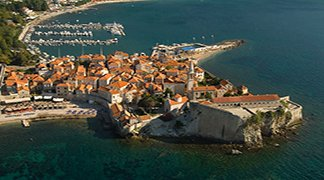 One Day Montenegro Experience - Budva old town