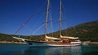 Charter Boats - MS Kaya Güneri II