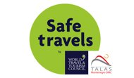 WTCC SafeTravels - Talas-Montenegro DMC Badge 2020
