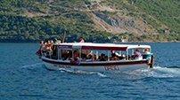 Charter Boats - Traditional Boat Dado