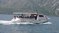 Charter Boats - Traditional Boat Gospa