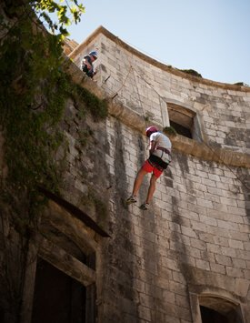 Exclusive Team Building - Abseiling