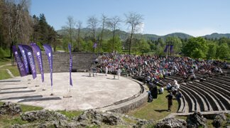 Exclusive Cetinje Venue - Old Royal Summer Stage