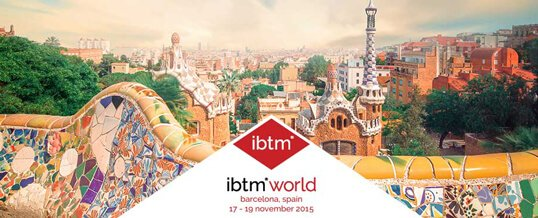 Talas-M DMC at IBTM Barcelona